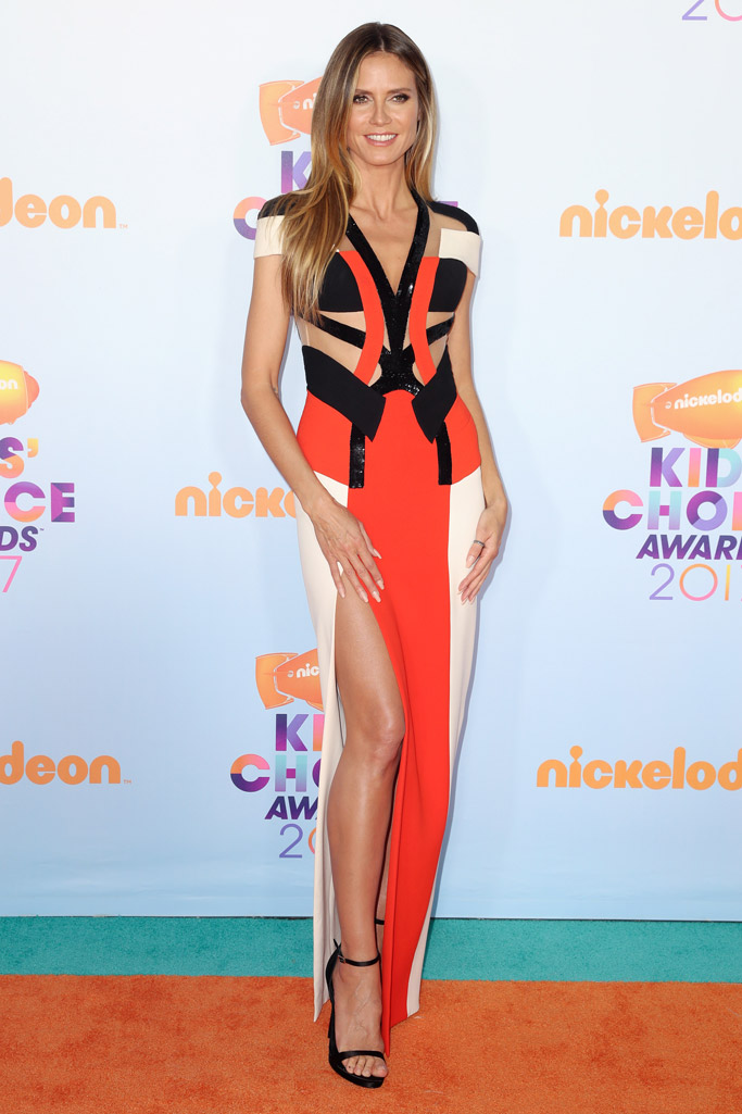 Best Sandals on the iHeartRadio Music Awards Red Carpet