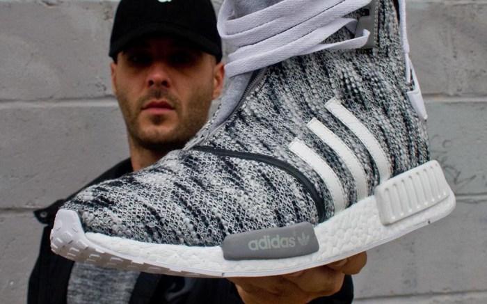 Adidas NMD High Top Custom