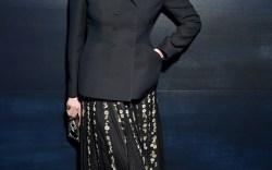 Front Row at Dior Fall '17