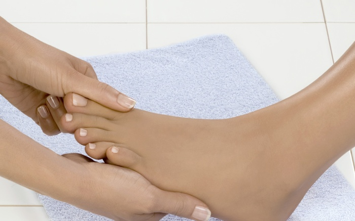 podiatric foot health