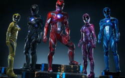 2017 Power Rangers Cast & Costumes
