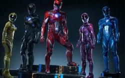 power rangers full cast costumes 2017