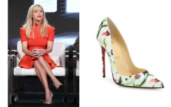 Reese Witherspoon's Shoe Closet