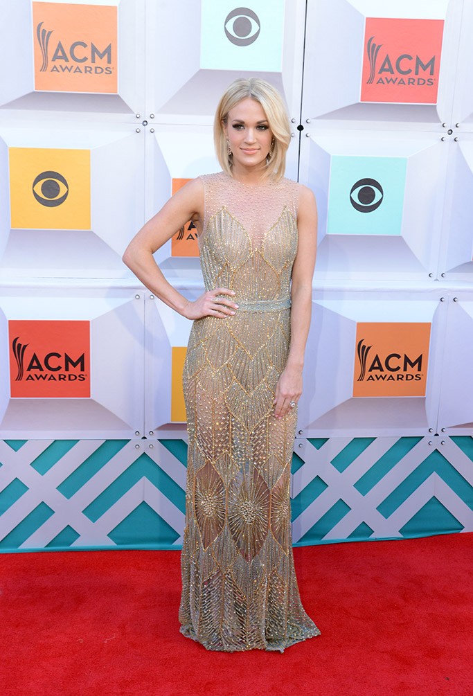 carrie underwood ACM Awards