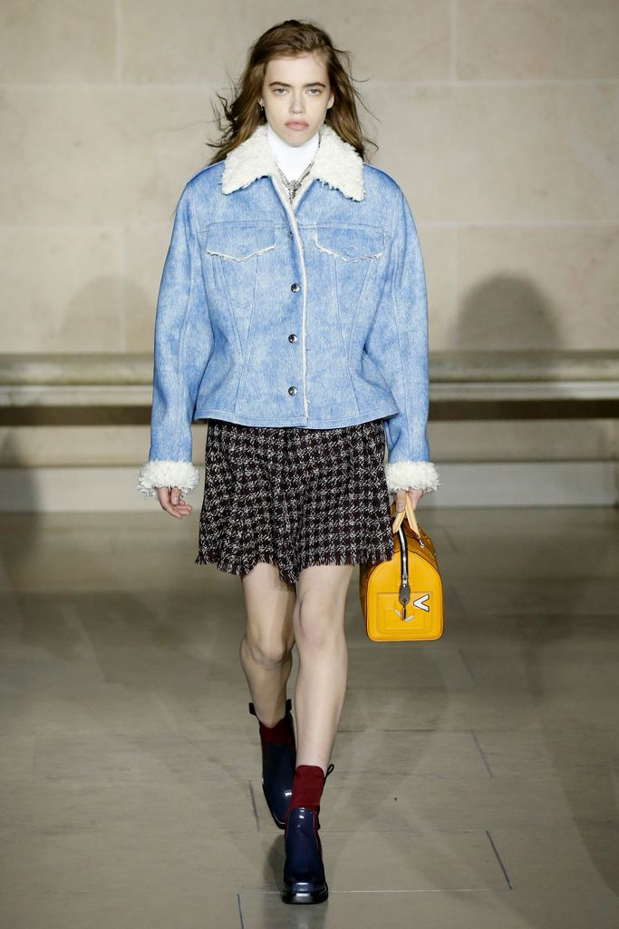 Louis Vuitton ready to wear fall 2017