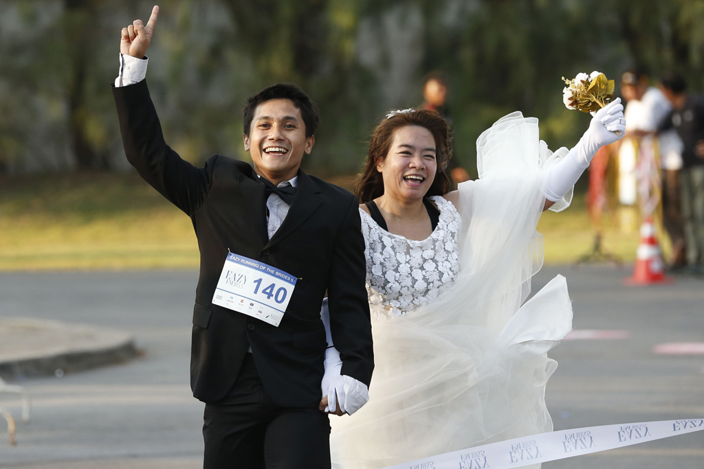 Running of the Brides Thailand