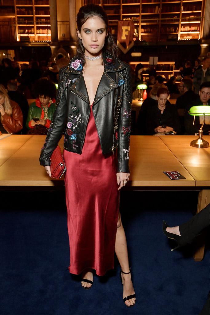 Sara Sampaio Fenty Puma Paris Fashion Week