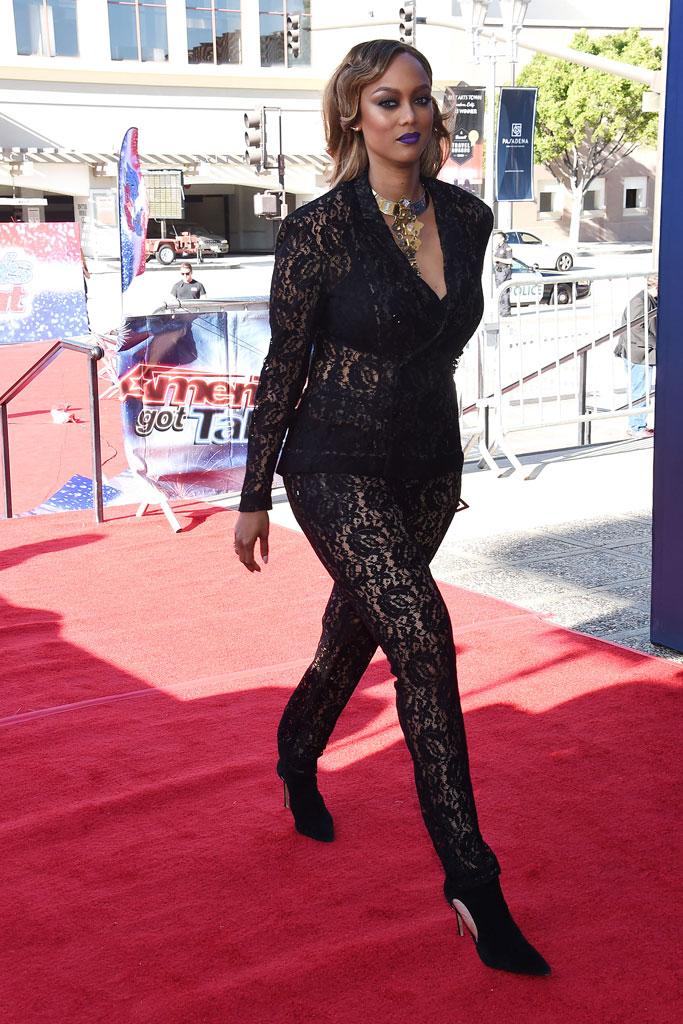 Tyra Banks Style