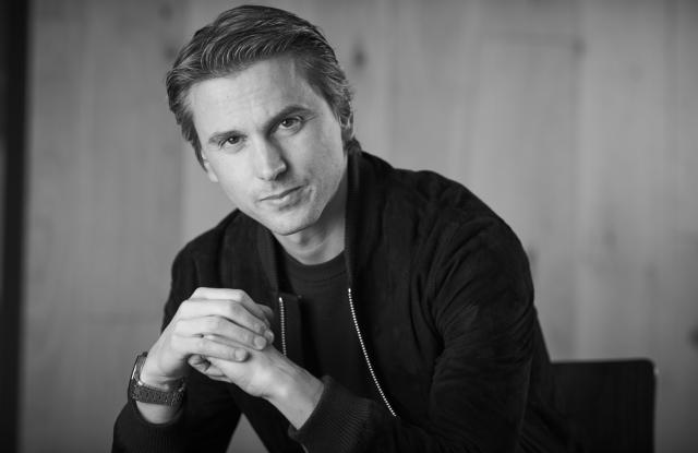 Jerome Ulrich, MatchesFashion.com CEO.