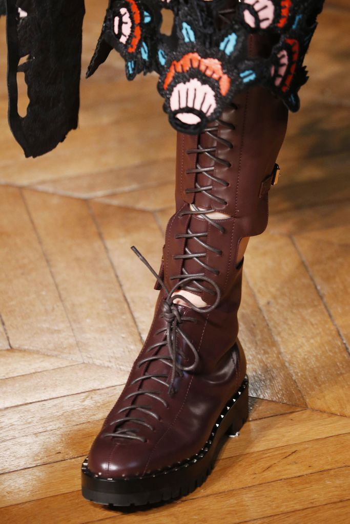 valentino fall 2017 shoes
