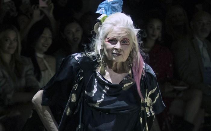 Paris Fashion Week Vivienne Westwood