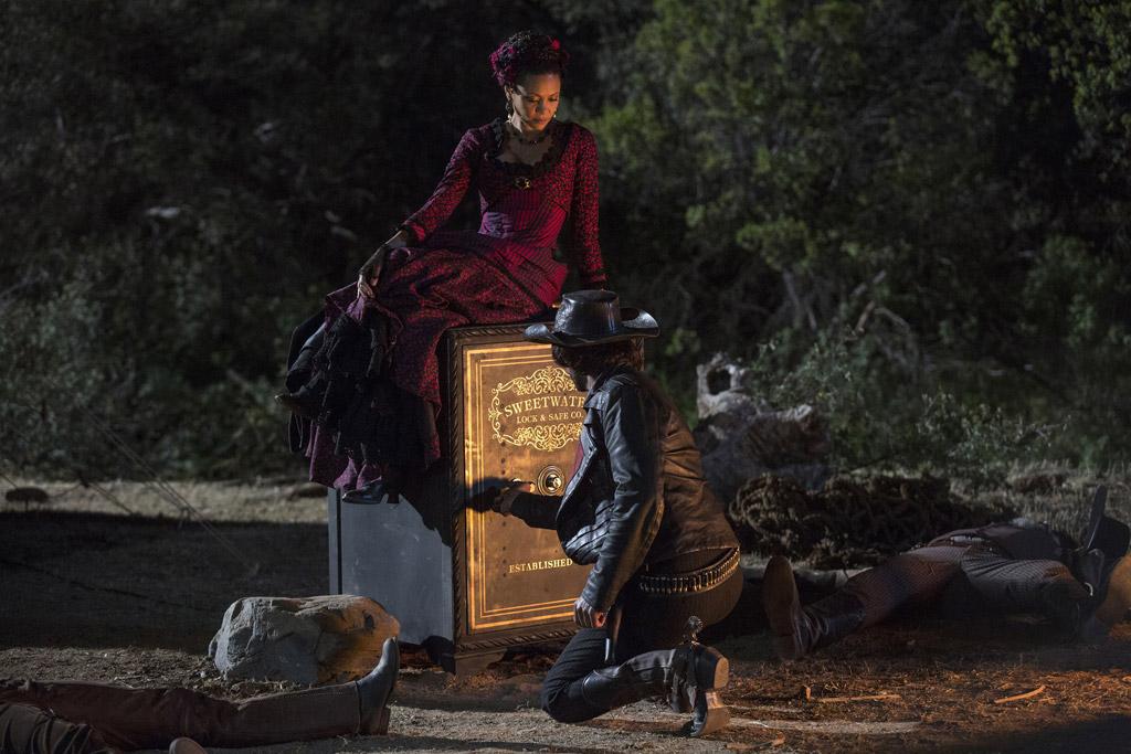 westworld maeve thandie newton season one