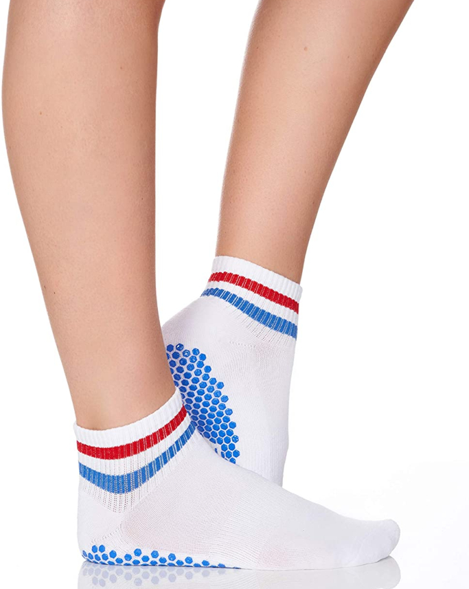 Lucky Honey Boyfriend Grip Socks