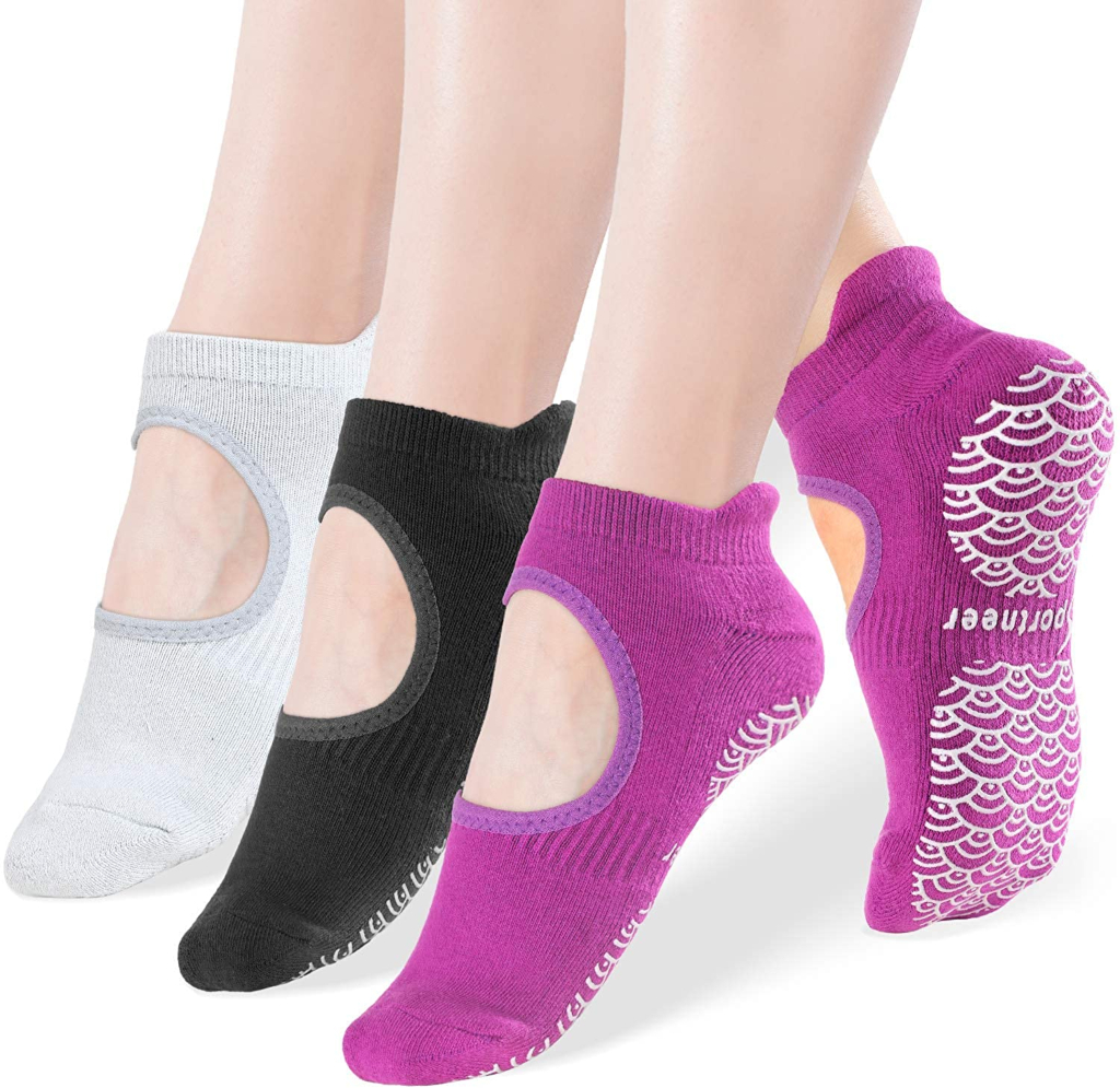 Sportneer Yoga Socks
