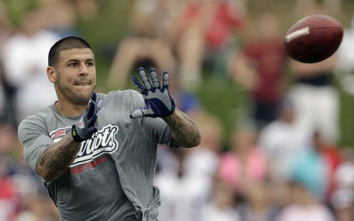 NFL Aaron Hernandez