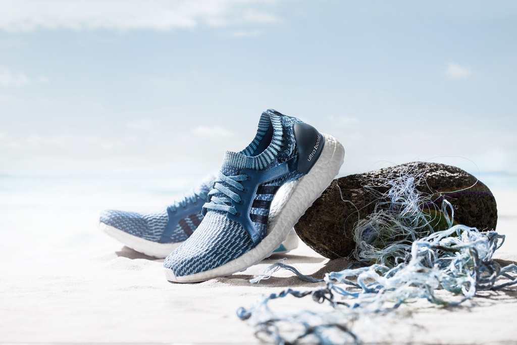 Adidas Parley for the Oceans Ultra Boost X
