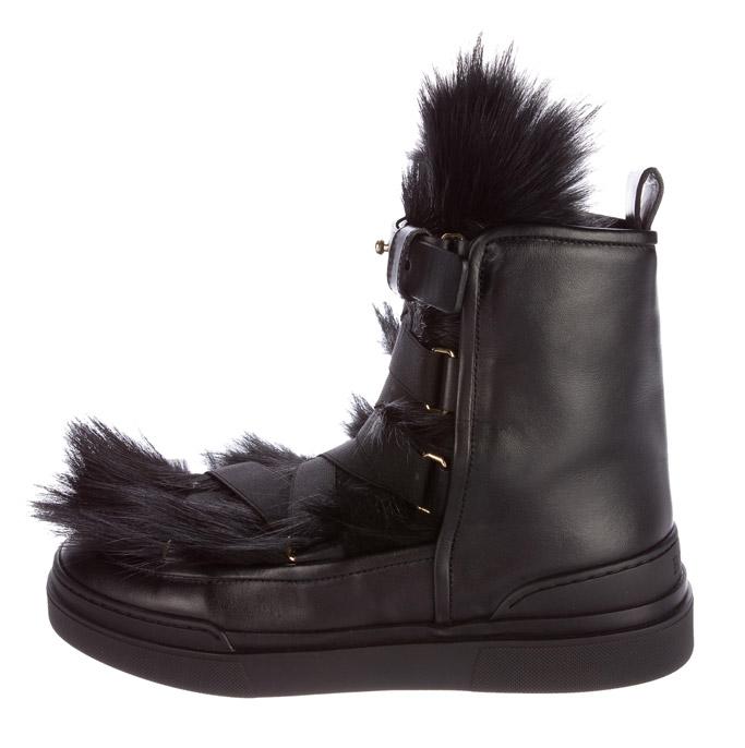 Balmain Kylie Jenner sneakers