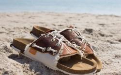 dorys boat shoe sandals