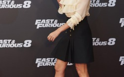 'Fast & Furious 8' Madrid Premiere Red Carpet Style