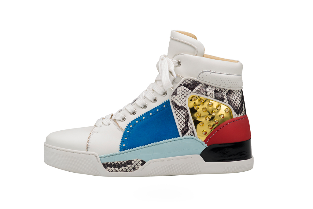 Christian Louboutin Loubikick Sneakers
