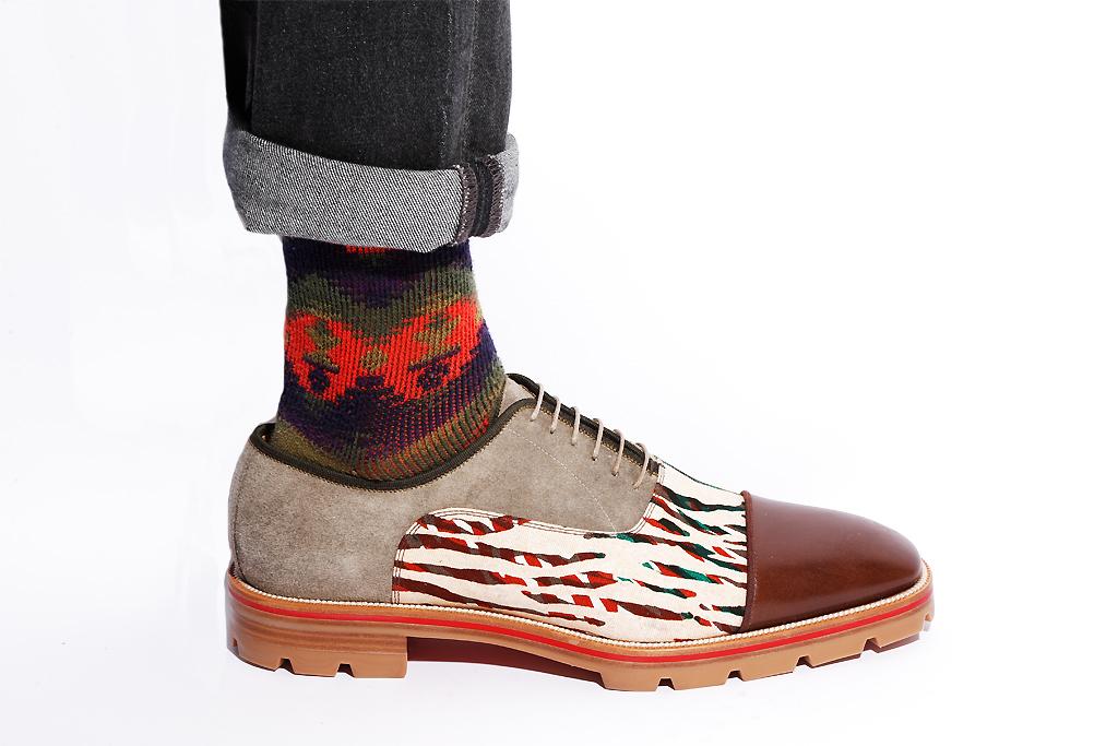 christian louboutin men's shoe