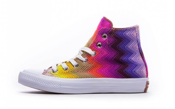 Missoni x Converse Chuck Taylor All-Star Hi
