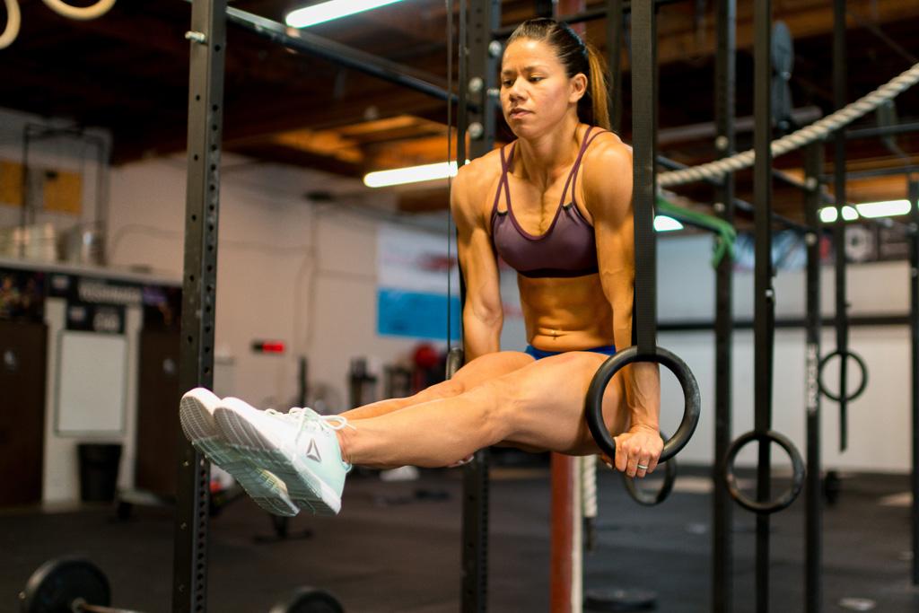 Chyna Cho Reebok CrossFit Grace
