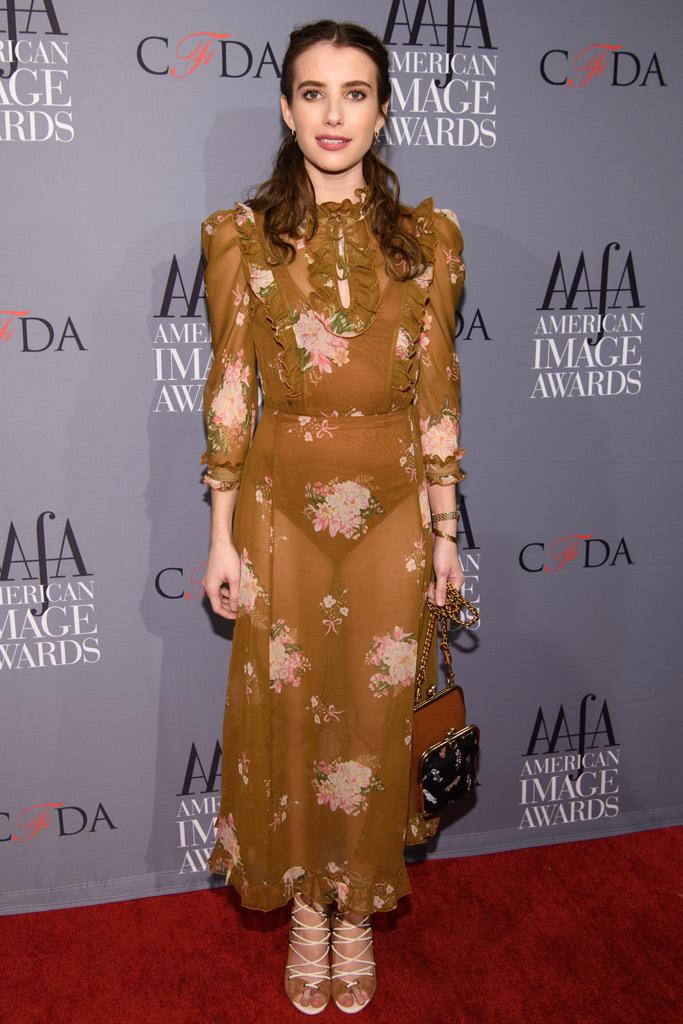 Emma Roberts AAFA Image Awards