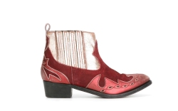golden goose western boot