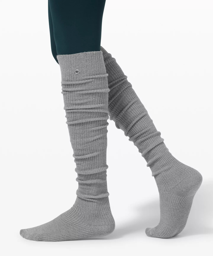 lululemon yoga socks