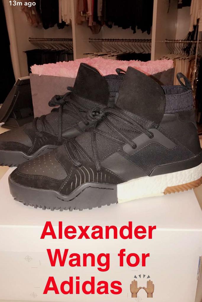 Alexander Wang x Adidas AW Bball