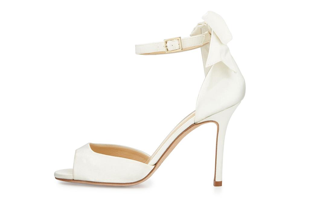 kate spade bridal shoe