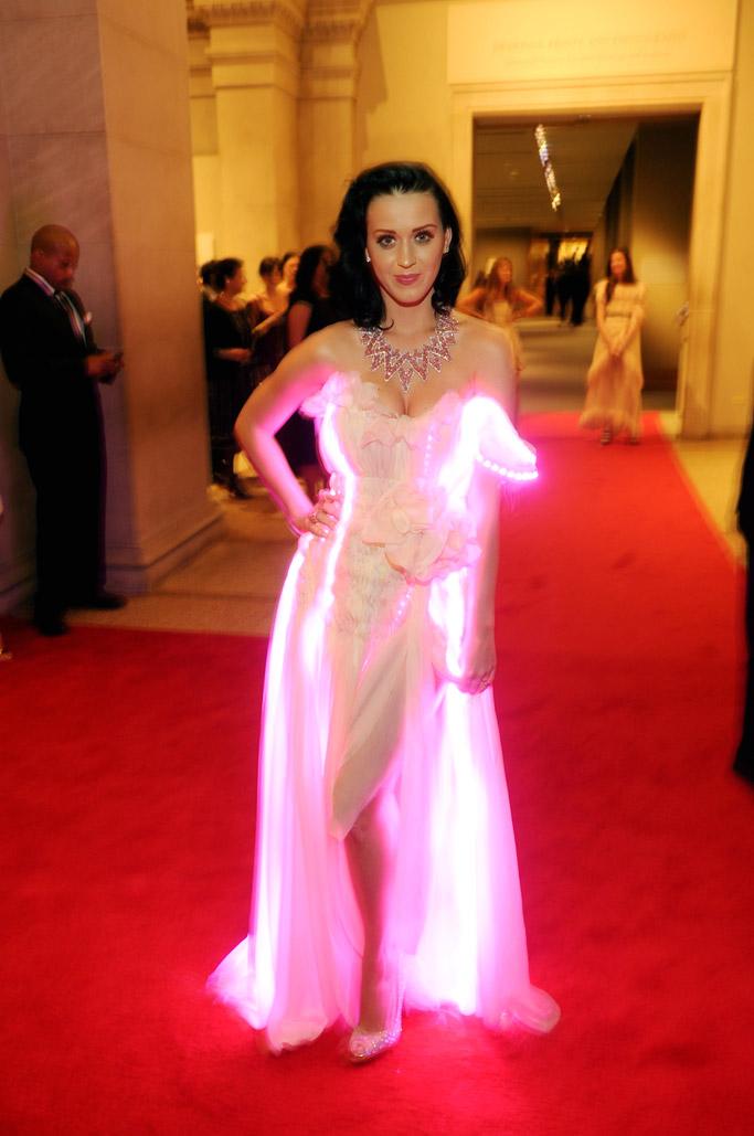Katy Perry Met Gala Style