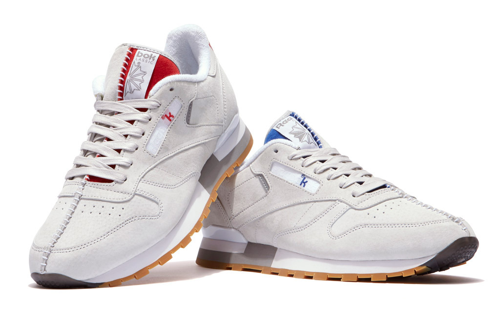 Kendrick Lamar x Reebok Classic Leather Deconstructed