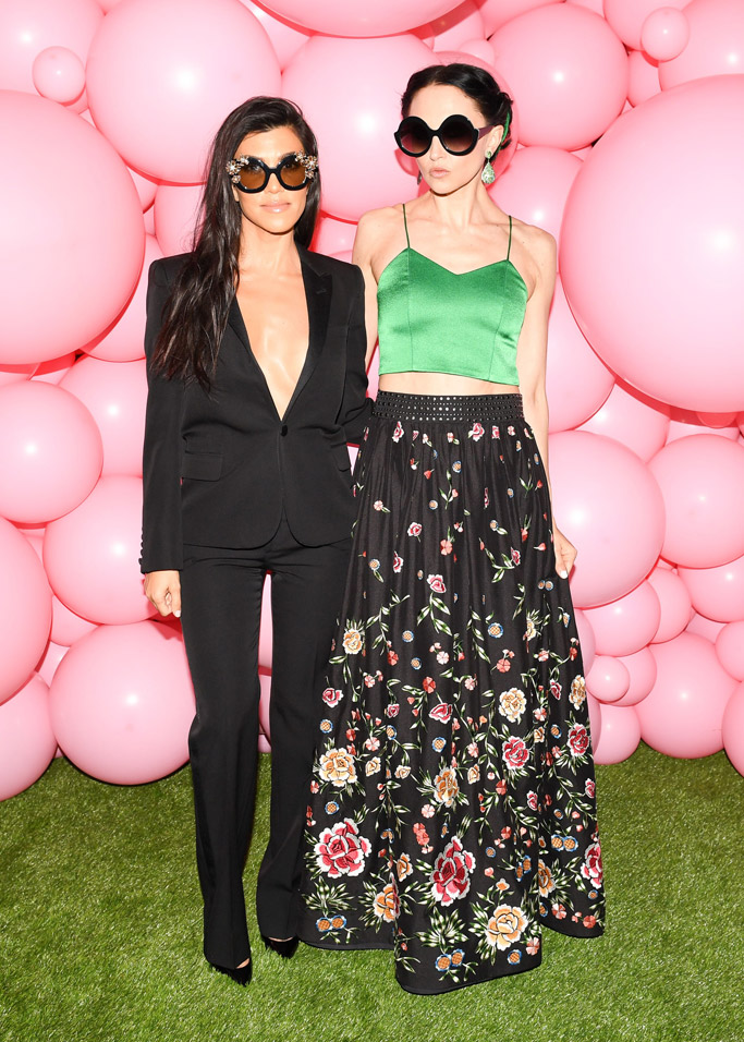 Stacey Bendet kourtney kardashian alice and olivia
