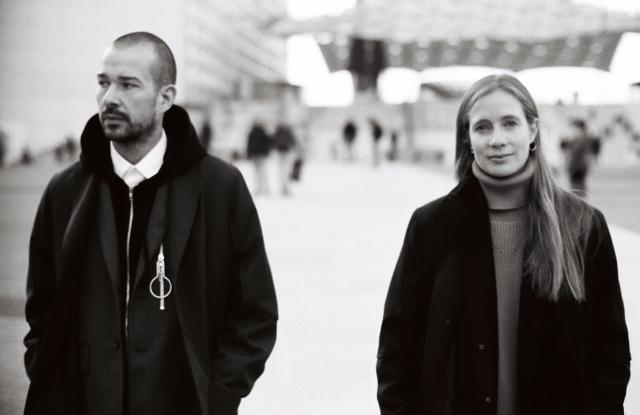 Luke and Lucie Meier.
