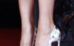 melania-trump-dress-red-christian-louboutin-heels-mar-a-lago