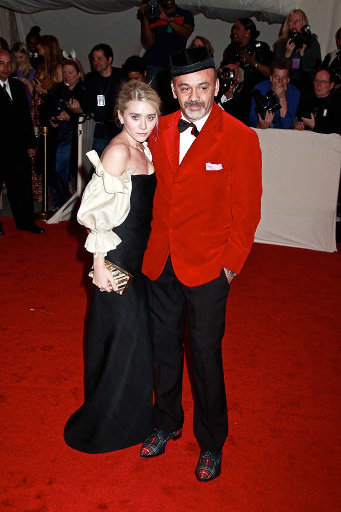 Ashley Olsen Met Gala 2011