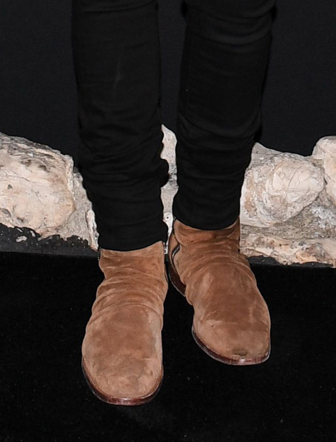 Mike Amiri boots stack