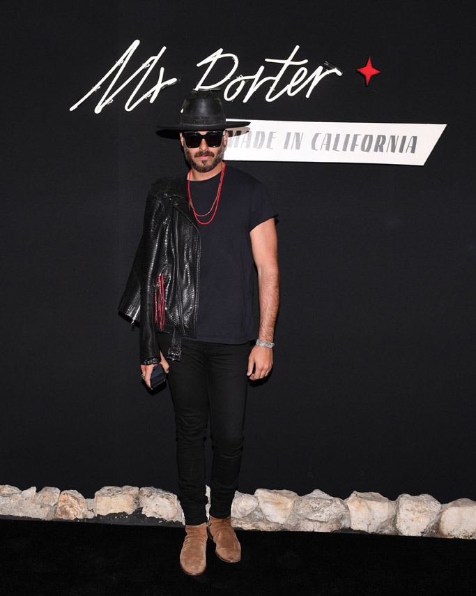 Mr Porter made in california party