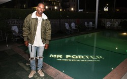 Mr Porter's 'Made in California' Launch Party