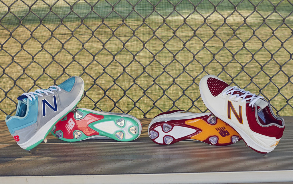 Cleats Sneakers New Balance Coumarin Pack