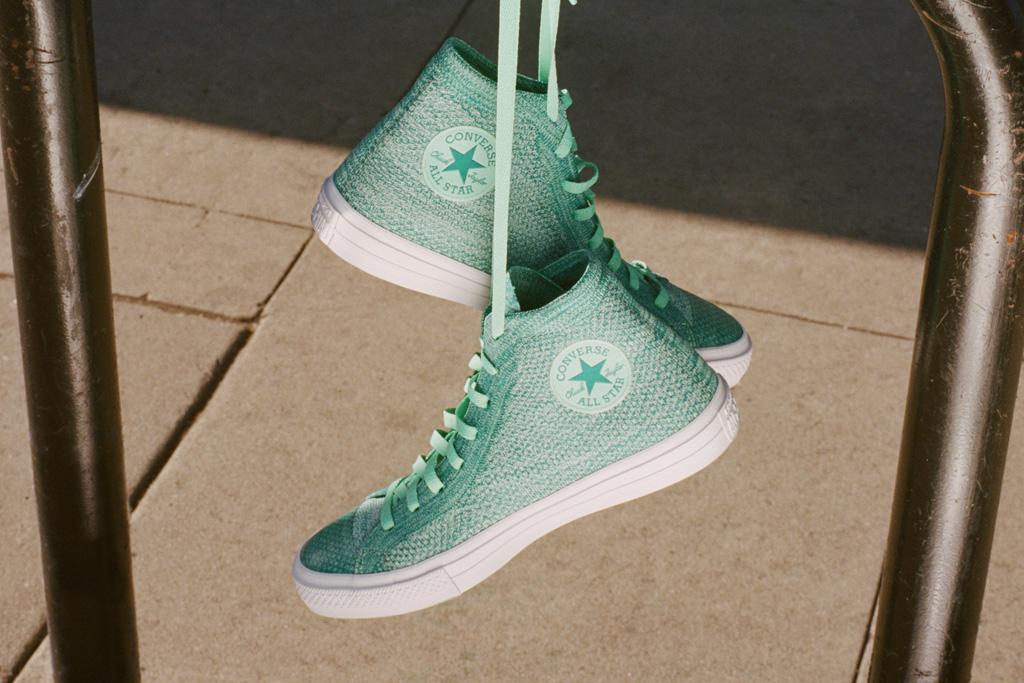Converse Chuck Taylor All-Star x Nike Flyknit