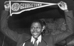 Patrick Ewing Georgetown
