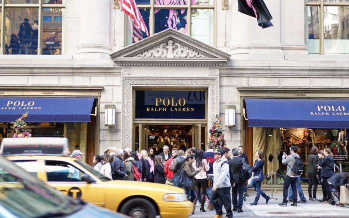 Ralph Lauren Fifth Avenue store closing