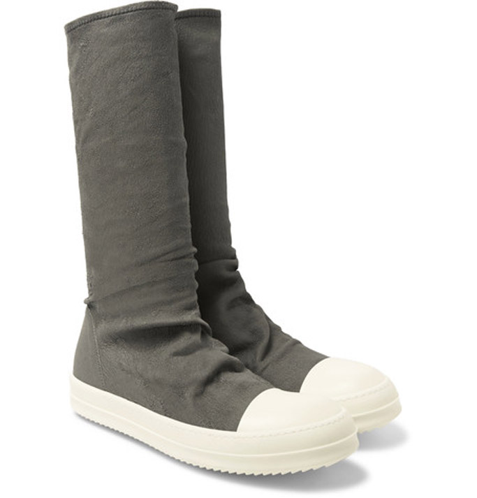 mr porter made in california rick owens boots party