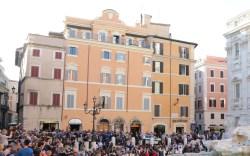 rome building city scape