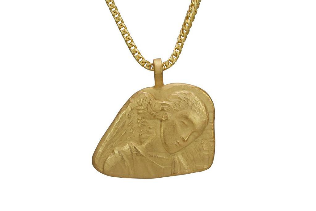Yeezy Necklace: Season 4 Jewelry