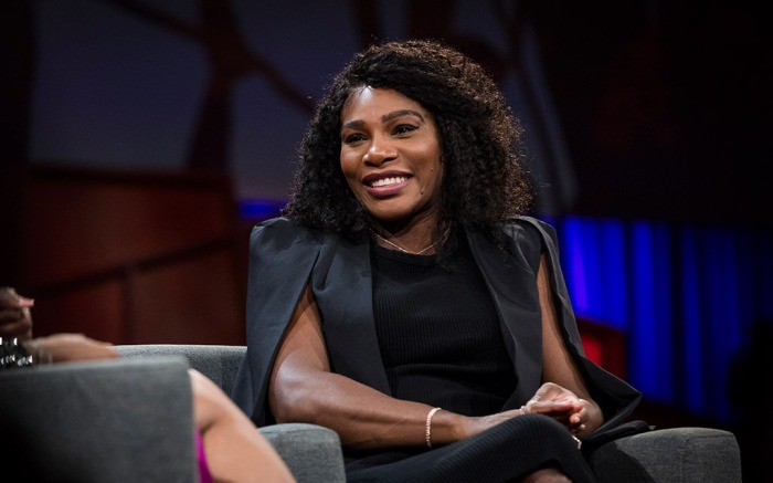 serena williams ted talk