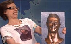 SNL saturday night live Cristiano Ronaldo